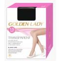 Collant velato 15 denari Transparent Golden Lady