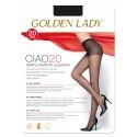 Collant elasticizzato velato 20 denari Ciao 20 Golden Lady